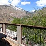 Blick vom Balkon Ouka Nr. 2