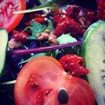 Lovely salad (: