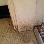 Shower room floor (room 9)