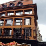 House of the black Madonna (hideout of resistance movement)