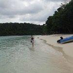 Прекрасный пляж Ко Рок Нок