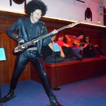 Phil Lynott from Thin Lizzy