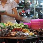 Night market - food tour