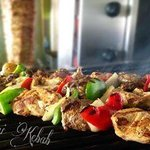 Mouth Watering Chef Kebab !