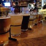 Beer flight!!