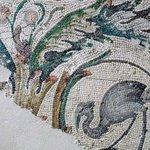 particolare del mosaico bizantino del V secolo