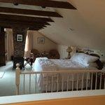 Bedroom in Newport Suite