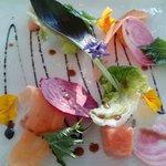 Entrée -saumon