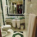 il bagno in marmo