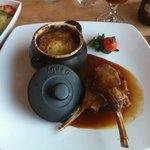 lamb hotpot delicious