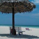 Lato spiaggia - servizio standard