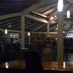 ресторан на территории отеля