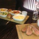 Sunday lunch :-) Amazing!!