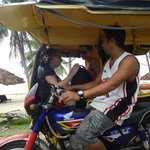 Tricycle tours
