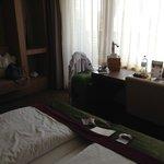 neuwertige Zimmer