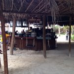 Bar at the beach