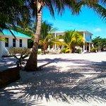 Beach Casita & Main House