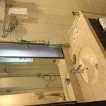 Bathing room