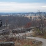 The view over Little Round Top