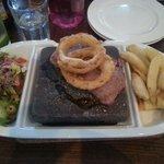 Steak on a Stone - Sirloin