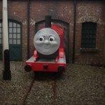 Paseo con el tren de Thomas