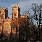 Exterior de la Catedral de York