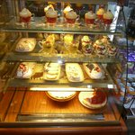 Cakes and Sweet counter
