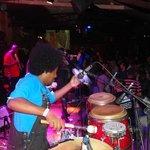 Banda Sambasonics 10 de maio de 2014