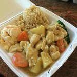 Chicken Island Curry