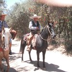 real mexican cowboys...