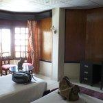 Second bedroom superior suite