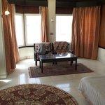 Master bedroom Superior suite