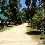 Foto de Agta Beach Resort