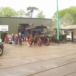"""Traction Engine, """"Made in Suffolk"""""""