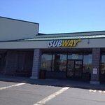 Subway - entrance