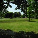 Parco: zona minigolf