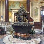 Baptismal font - Baptistry