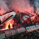AC Milan 'tifosi'