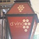 great winebar...