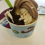 Huge yogurt I did!!