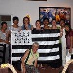 Etre a Phnom Penh et trouver un resto breton. il fallait le faire