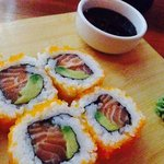 California roll en Zabo