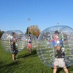 Bubble Football Montreal | Sumo Soccer