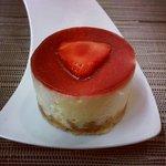 Strawberry Cheesecake! 10+!