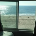 Amazing views from the Ocean View Rooms