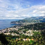 Sorrento city view