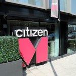 Exterior of CitizenM