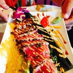 Chef Todd's Ahi Tuna......Outstanding!!
