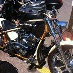 Idéalement situé entre Saint-Trop et les Harley european days de port grimaud