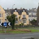 Sad looking roundabout